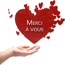 Don reiki gratuit merci